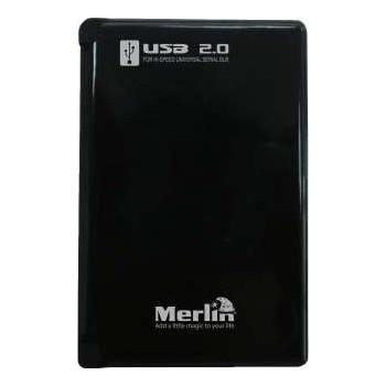 Merlin Slim USB + Sim Reader All-In-1 Card Reader
