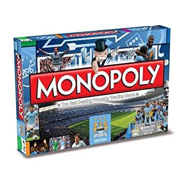 Monopoly - Manchester City F.C. (WMC34421)