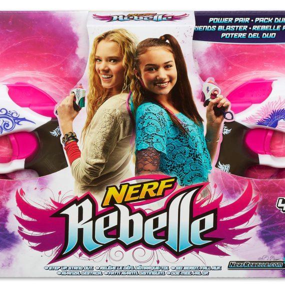 Nerf Rebelle Power Pair (A4807)