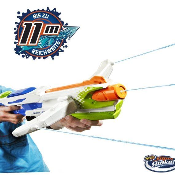 Nerf Soaker Tri-Strike Crossbow