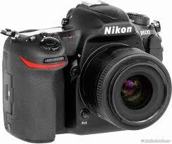 Nikon D500 Body Only - 20.9 Megapixel