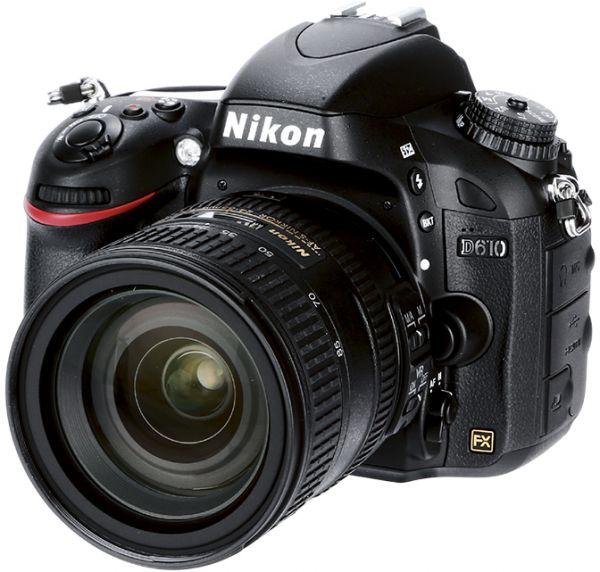 Nikon D610 Body Only - 24.3 MP