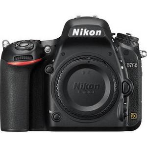 Nikon D750 Body Only - 24.3 MP