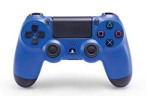 PlayStation 4 DualShock 4 Wireless Controller - Blue