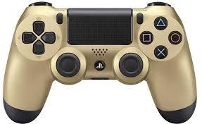 PlayStation 4 DualShock 4 Wireless Controller - Gold