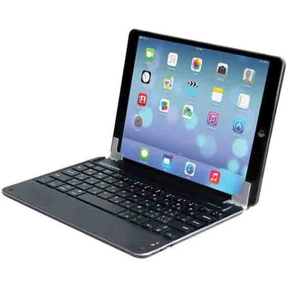 Promate Fusion-Air Ultra Thin Aluminum Bluetooth Keyboard For Apple IP