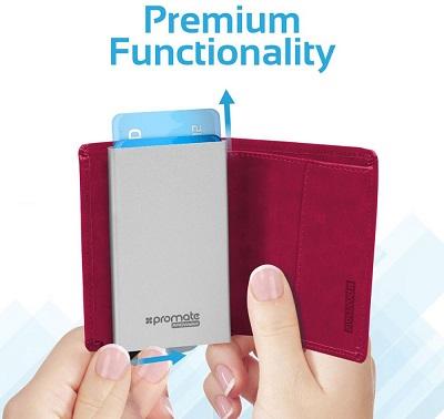 Promate RFID Blocking Wallet
