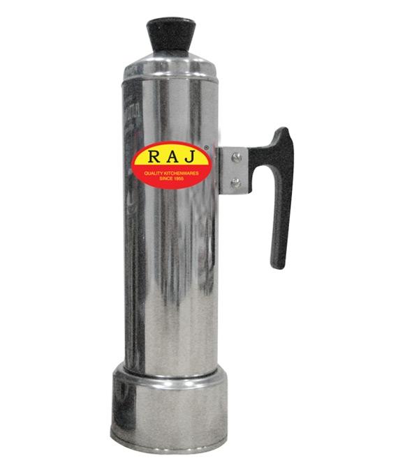 RAJ STEEL PRESSURE PUTTU - SMALL