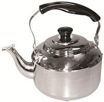 RAJ STEEL TEA KETTLE - 4Ltr