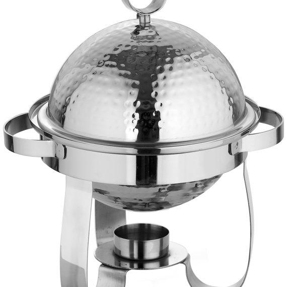 Raj Stainless Steel Mini Chafing Dish 0.6Ltr