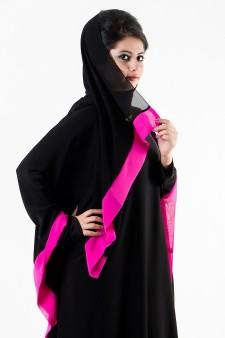 Royal Couture Abaya (ALJ-004)