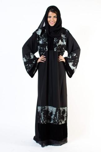 Royal Couture Abaya (RKA-006)