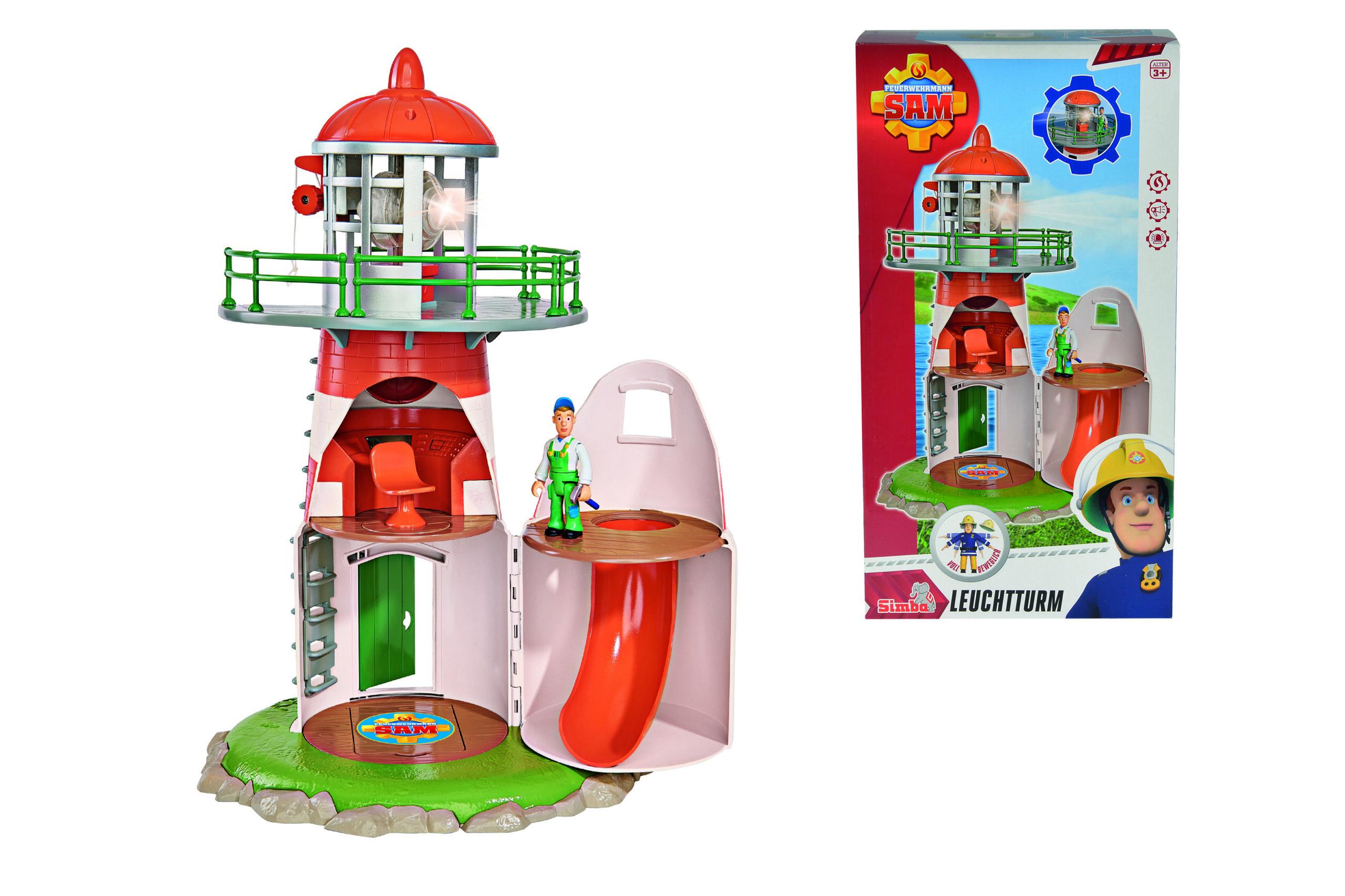 Simba - Sam Lighthouse With Figurine - 9252133