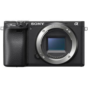 Sony Alpha A6600 Mirrorless Camera   Black   ILCE-6600