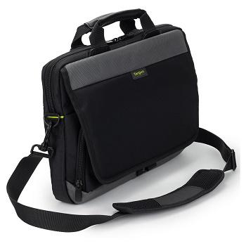"Targus CityGear 10-12"" Slim Topload Laptop Case Black"