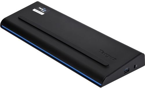 Targus USB 3.0 Docking Station with Integrated Laptop Charging With Free Gift