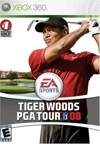 Tiger Woods PGA Tour 2008 - Xbox 360