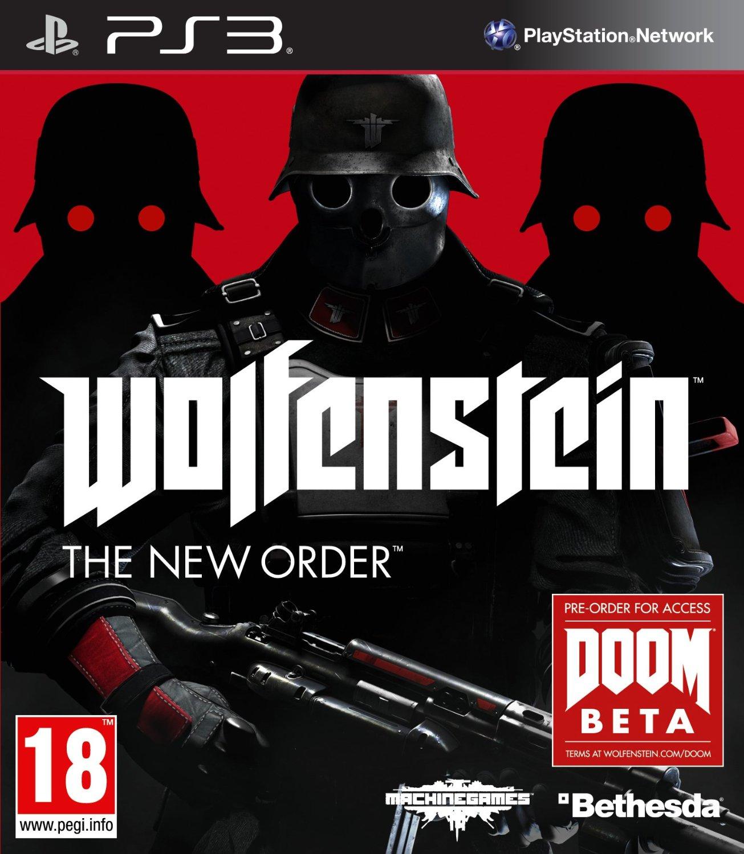Wolfenstein - The New Order (PlayStation 3)