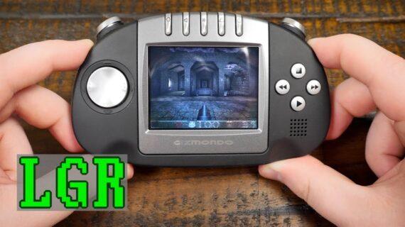 Gizmondo: The Worst-Selling Handheld Console Ever