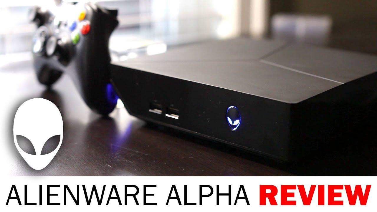 Alienware Alpha Full Review